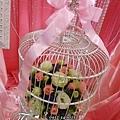 觀音大船餐廳婚禮佈置 (11)