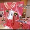 觀音大船餐廳婚禮佈置 (12)