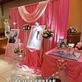 觀音大船餐廳婚禮佈置 (13)