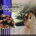 南方莊園婚禮佈置 (3)