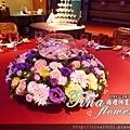彭園會館婚禮佈置 (3)
