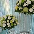 香江婚禮Tiffany佈置 (14)