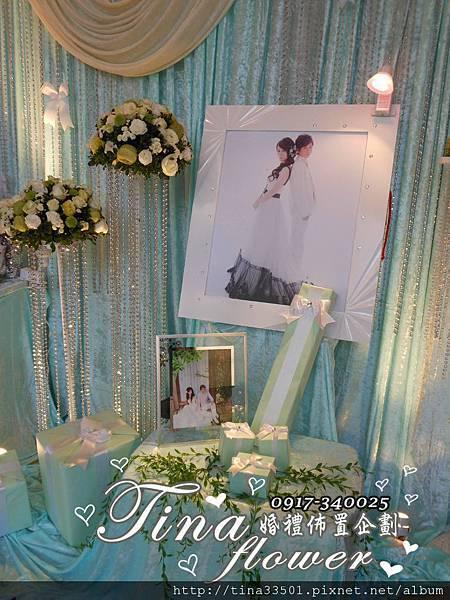 香江婚禮Tiffany佈置 (5)
