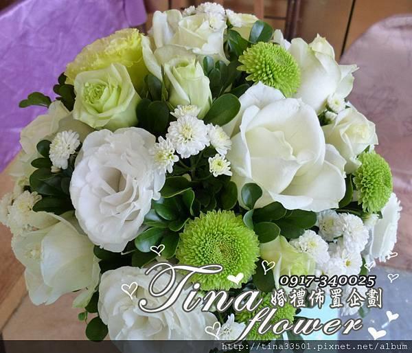 香江婚禮Tiffany佈置 (7)