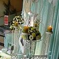 香江婚禮Tiffany佈置 (10)
