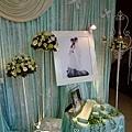 香江婚禮Tiffany佈置 (12)