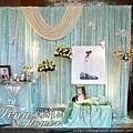 香江婚禮Tiffany佈置 (13)