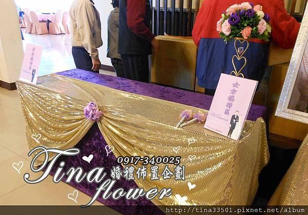老船長餐廳婚禮佈置 (8)