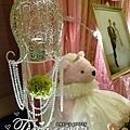 儷宴熊熊花園婚禮佈置 (13)