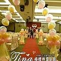 儷宴熊熊花園婚禮佈置 (14)