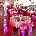 觀音鄉親好美食館婚禮佈置 (16)