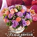 觀音鄉親好美食館婚禮佈置 (1)
