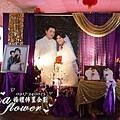 觀音鄉親好美食館婚禮佈置 (2)