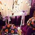 觀音鄉親好美食館婚禮佈置 (10)