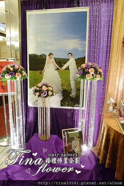 來福星婚禮佈置 (8)