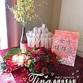 客家花布風婚禮佈置 (5)