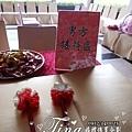 客家花布風婚禮佈置 (6)