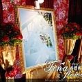 客家花布風婚禮佈置 (7)