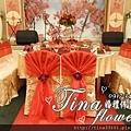 客家花布風婚禮佈置 (8)