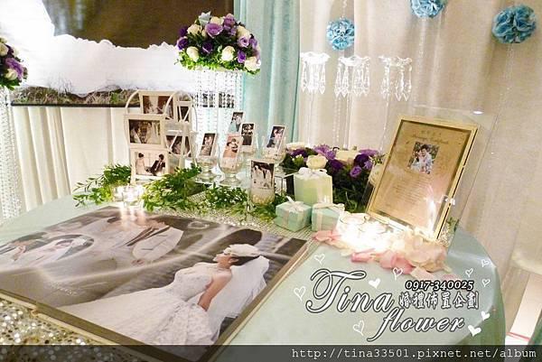 珠江美食館婚禮佈置 (4)