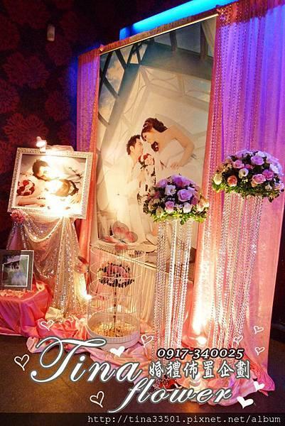 龍潭七彩雲南婚禮佈置 (1)