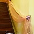 昶帝嶺餐廳童話城堡風婚禮佈置 (10)