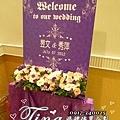 昶帝嶺餐廳童話城堡風婚禮佈置 (11)