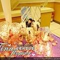 昶帝嶺餐廳童話城堡風婚禮佈置 (19)