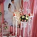 龍潭桃群餐廳婚禮佈置 (3)