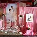 龍潭桃群餐廳婚禮佈置 (5)