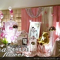 南瓜馬車婚禮佈置 (1)