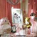 南瓜馬車婚禮佈置 (2)