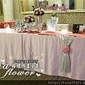 南瓜馬車婚禮佈置 (8)
