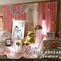 南瓜馬車婚禮佈置 (10)