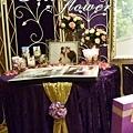 尊爵大飯店婚禮佈置 (1)
