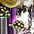 尊爵大飯店婚禮佈置 (4)