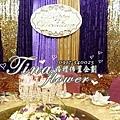 尊爵大飯店婚禮佈置 (5)