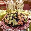 尊爵大飯店婚禮佈置 (6)