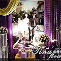 尊爵大飯店婚禮佈置 (9)