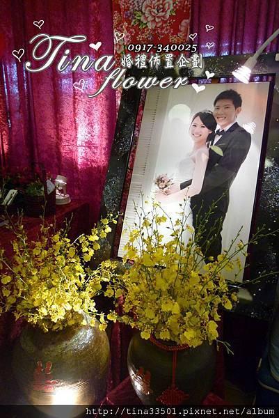 埔心牧場婚禮佈置 (2)