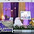 新勢國小活動中心婚禮佈置 (5)