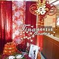 楊梅福記富貴餐廳婚禮佈置 (1)