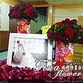 楊梅福記富貴餐廳婚禮佈置 (8)