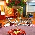 楊梅福記富貴餐廳婚禮佈置 (14)
