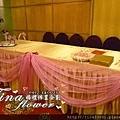 中壢 中信飯店婚禮佈置 (1)