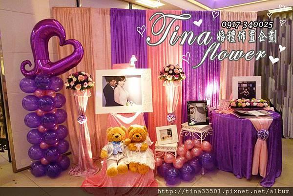 香江匯婚禮佈置 (2)