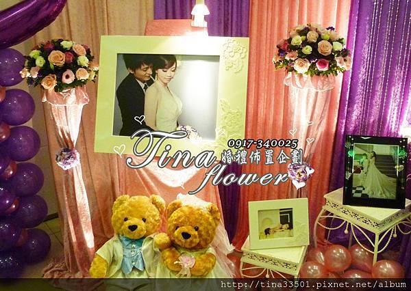 香江匯婚禮佈置 (4)