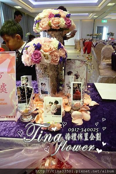 香江匯婚禮佈置 (7)