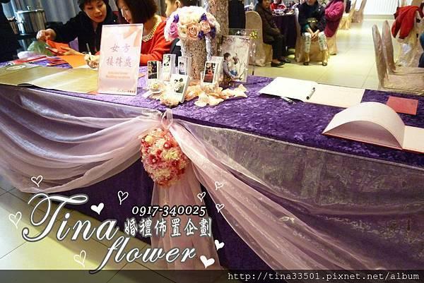 香江匯婚禮佈置 (8)