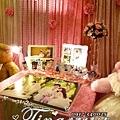 平鎮茂園和漢美食館婚禮佈置 (1)